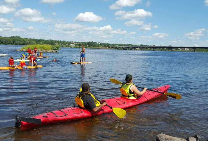 There's nature and history aplenty in the Canada maritime provinces. Come see all the family friendly things to do in Fredericton, New Brunswick, Canada!-Kids Are A Trip