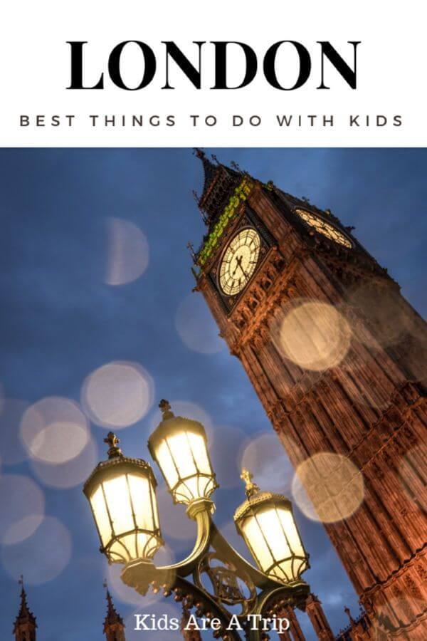 With so many amazing attractions in London, it's hard to know where to begin. Here are some of the best things to do in London with kids to help you get started. - Kids Are A Trip