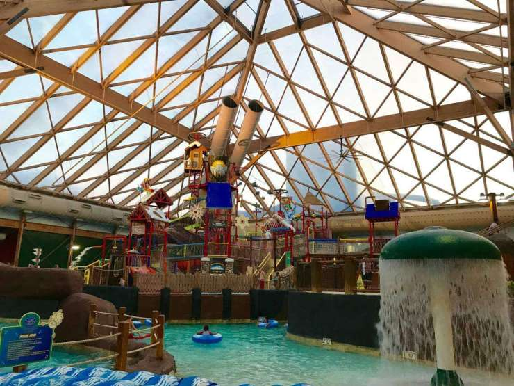 Massanutten Resort Waterpark-Kids Are A Trip