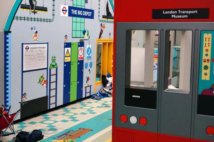 Top 5 Family Friendly Things to Do in London Transport Museum-Kids Are A TripTop 5 Family Friendly Things to Do in London Transport Museum-Kids Are A Trip