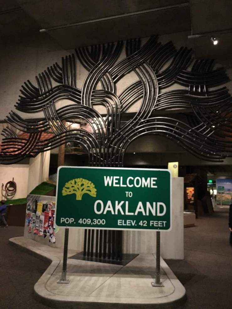 Family Friendly Things to Do in Oakland California with Kids - Oakland Museum of California-Kids Are A Trip