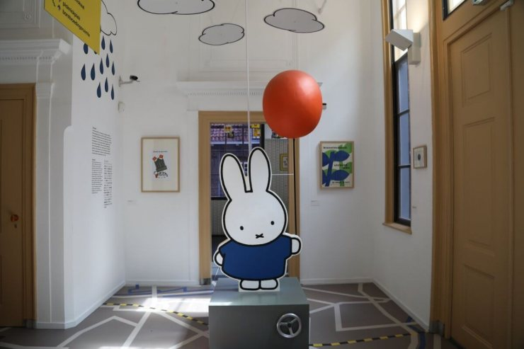 Family Friendly Things to Do in Utrecht Miffy Museum-Kids Are A Trip