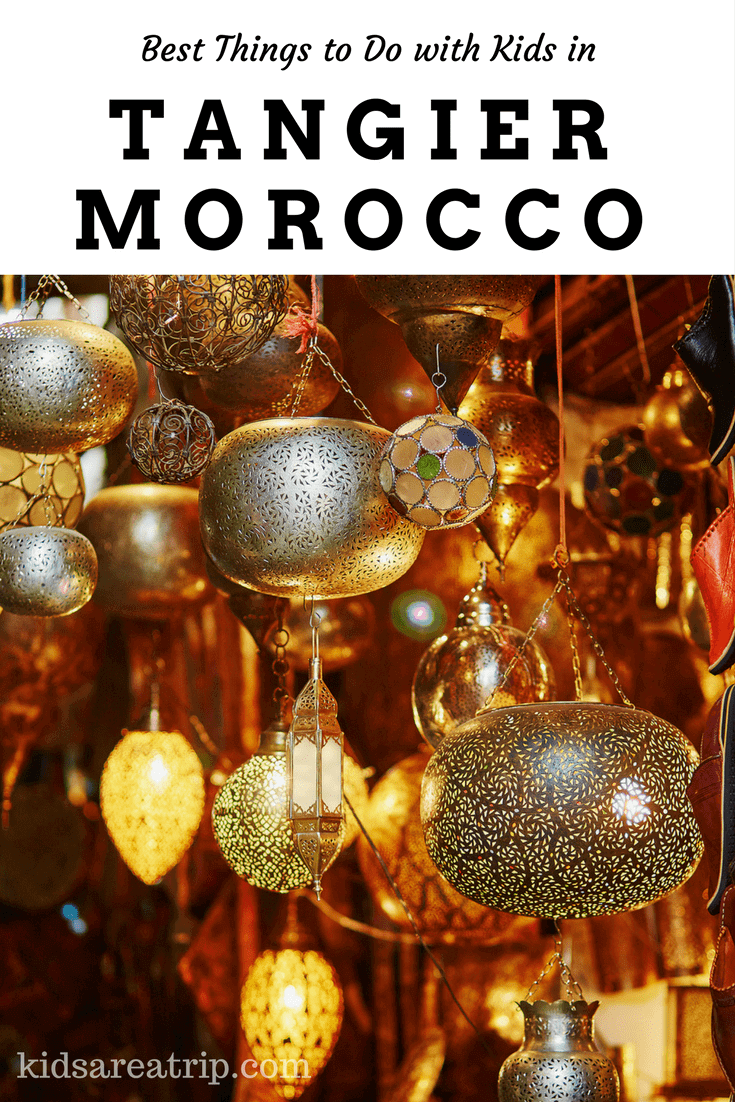 Morocco might seem like an exotic destination, but it has plenty to offer for families. Come see our favorite recommendations for things to do in Tangier, Morocco. - Kids Are A Trip
