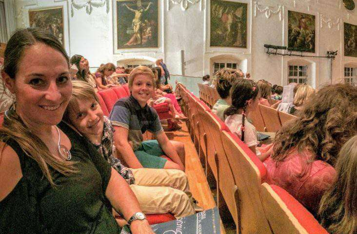 Family Friendly Things to Do in Salzburg Visit the Opera-Kids Are A Trip