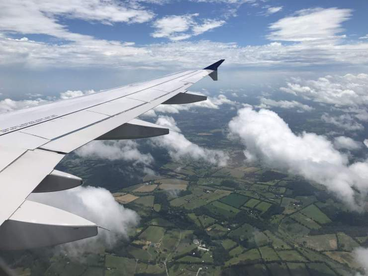 Tips for Preventing Jet Lag Fly at Night Plane-Kids Are A Trip