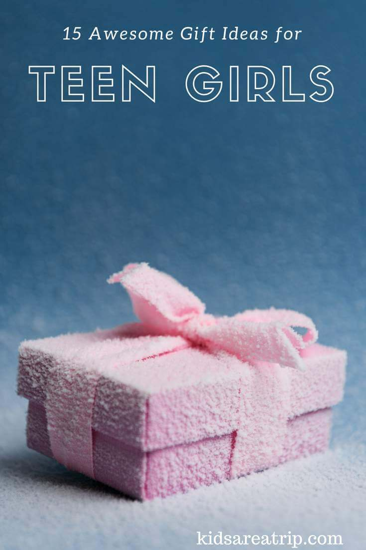If you're stuck for ideas this holiday season, we have you covered. Here are our favorite gift ideas for the teen girls on your list! - Kids Are A Trip