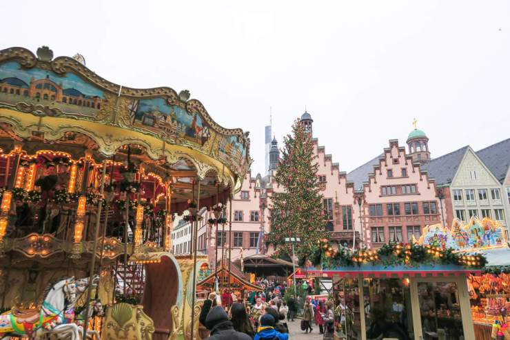 Best German Christmas Markets Frankfurt-Kids Are A Trip
