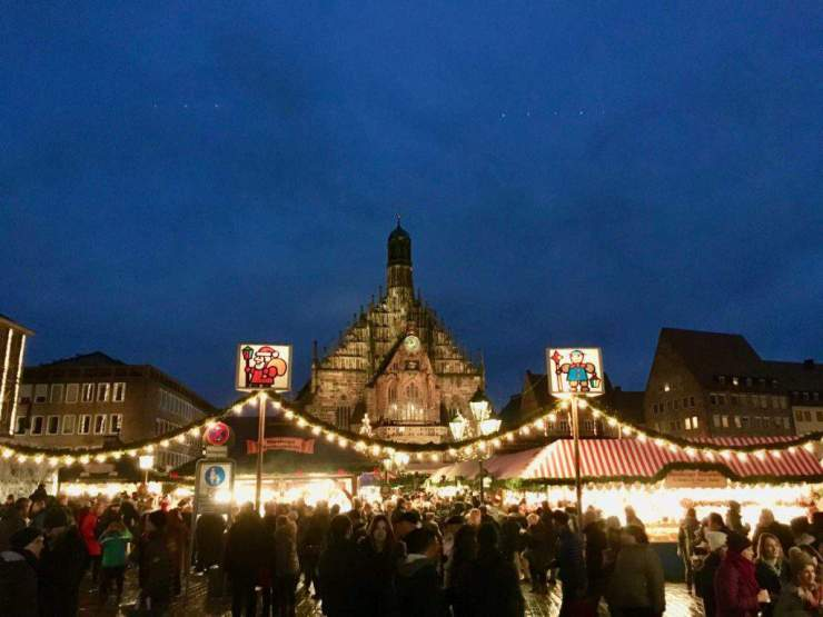 Best Christmas Markets in Europe Nuremberg-Kids Are A Trip