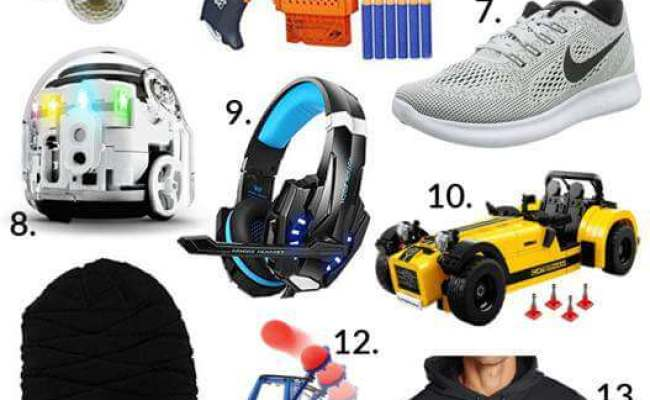 16 Best Gifts For Teen Boys Holiday Gift Guide 2017 Kids Are A Trip