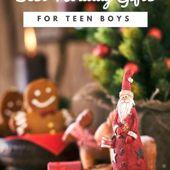 16 Best Gifts for Teen Boys - Holiday Gift Guide 2017