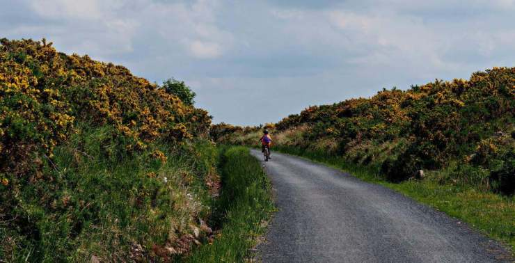 Things to Do in Westport, County Mayo, Ireland Cycling the Great Western Greenway-Kids Are A Trip