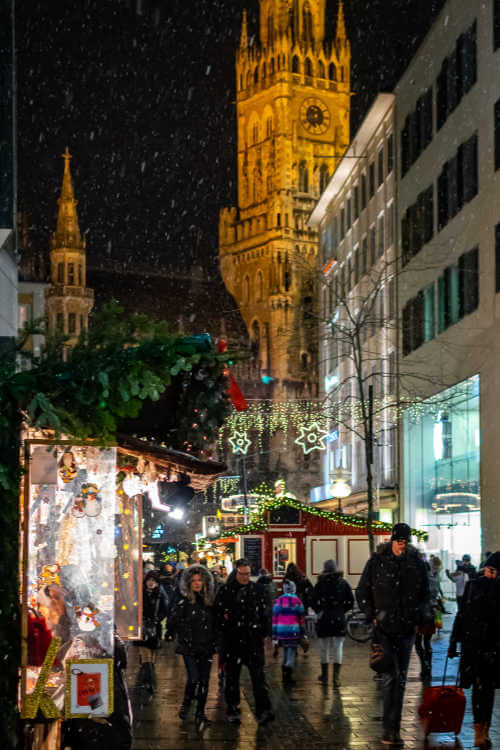 German Christmas Market Munich