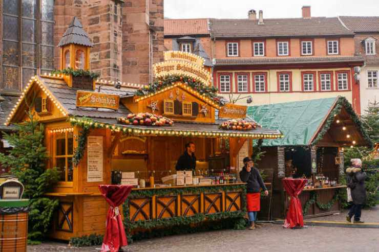 Heidelberg Christmas Market-Kids Are A Trip
