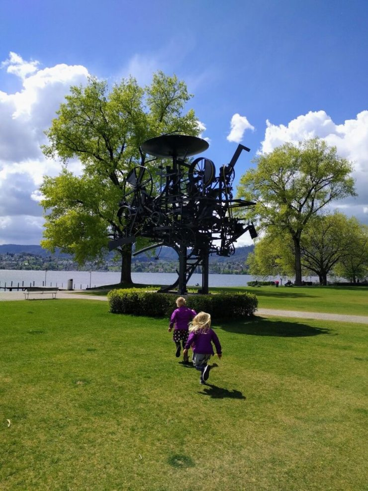 Family Friendly Things to Do in Zurich China Garden-Kids Are A Trip