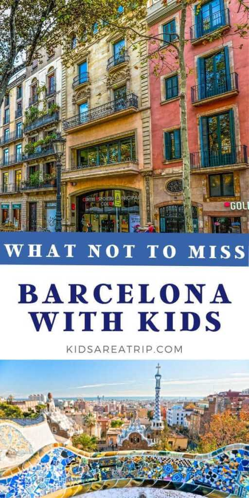 Best Things to Do in Barcelona with Kids-Kids Are A Trip