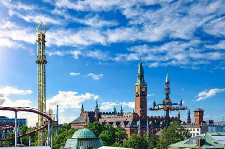 Tivoli Copenhagen Amusement Park-Kids Are A Trip