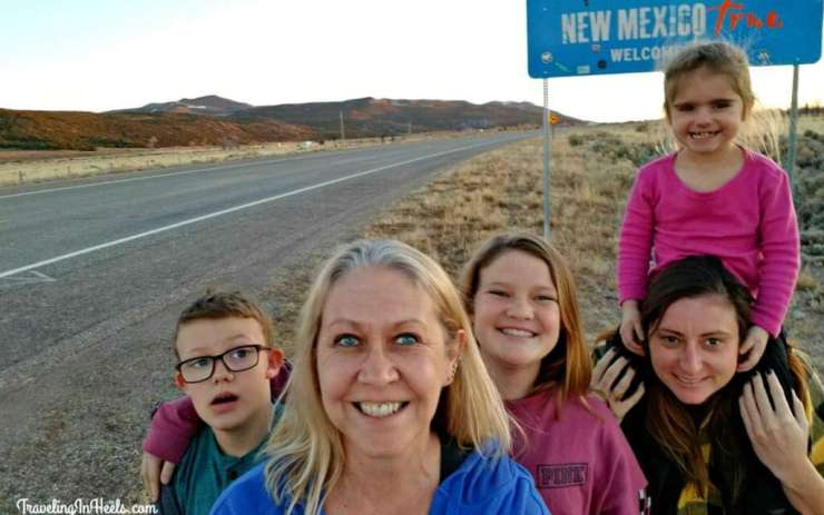 Family Vacation Ideas New-Mexico-Taos-kids are a trip