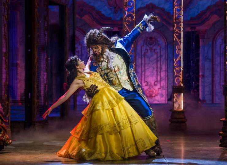 Disney Cruise with Teens Performance Beauty-and-the-Beast_Waltz-Kids Are a Trip