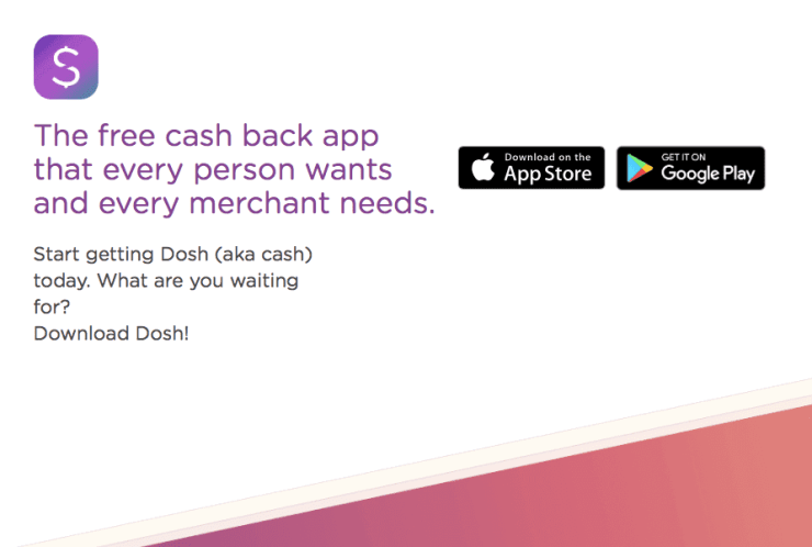 Download Dosh App to Save Money-Kids Are A Trip