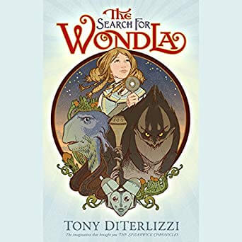 The Search for Wondla Audio Book Kids