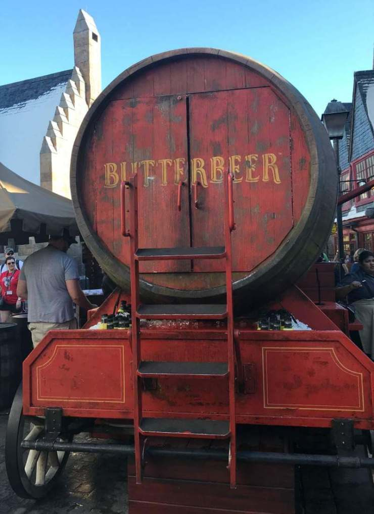 Best Things to Do at Wizarding World of Harry Potter with Teens Butterbeer-Kids Are A Trip