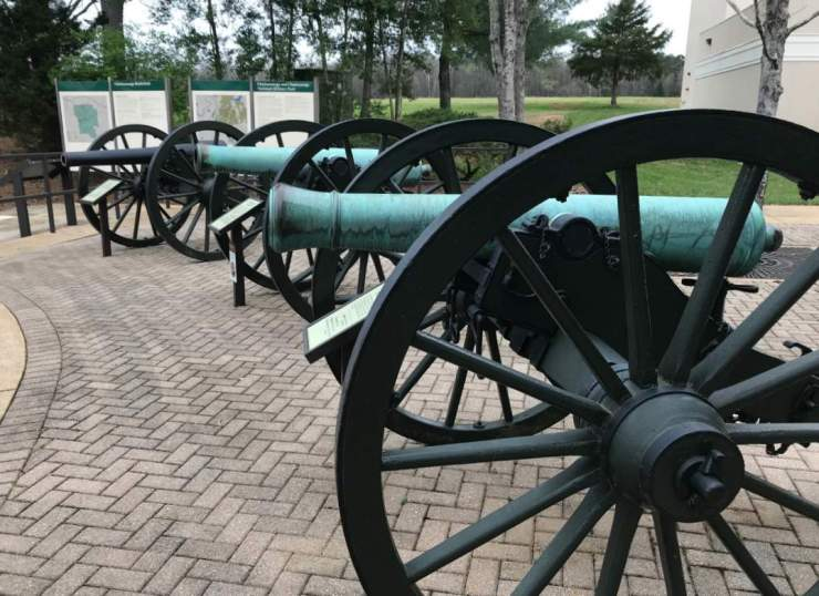 Chickamauga Battle Field National Park Weekend in Chattanooga-Kids Are A Trip