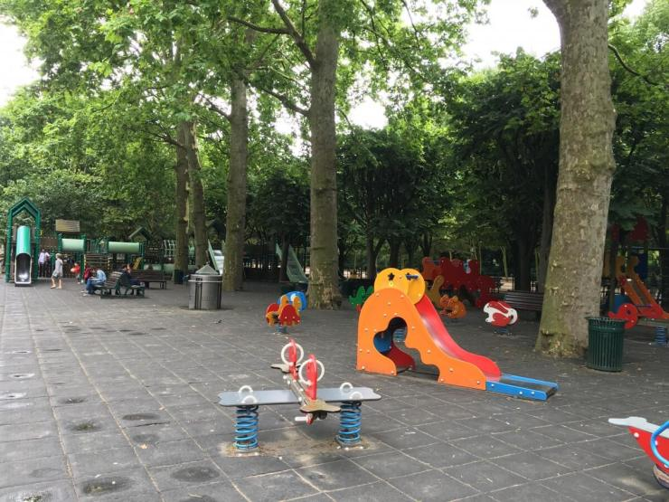 Paris Playgrounds for Families-Kids Are A Trip