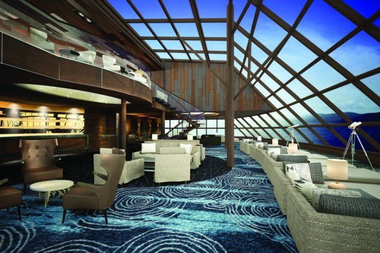 Norwegian Cruise Line Bliss Haven_Observ_Lounge_Dk17_Main_View-Kids Are A Trip