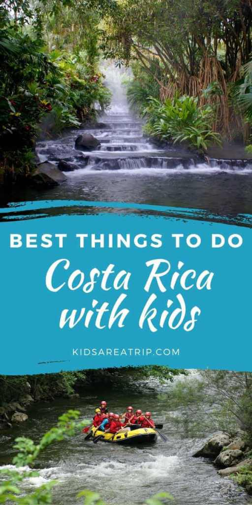 What to do in Costa Rica with kids-Kids Are a Trip