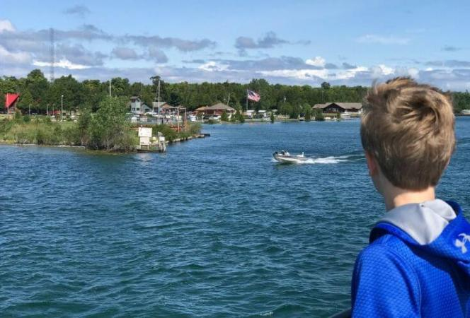 Visitors to this Wisconsin peninsula will not be disappointed. Here's what not to miss in Door-County-with-Kids.-Kids-Are-A-Trip