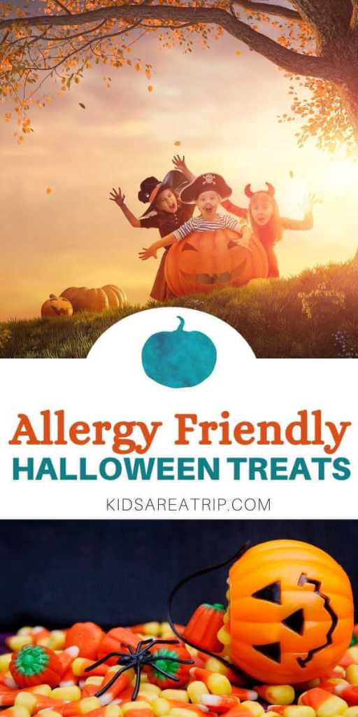 Allergy Friendly Halloween Treats for Kids-Kids Are A Trip