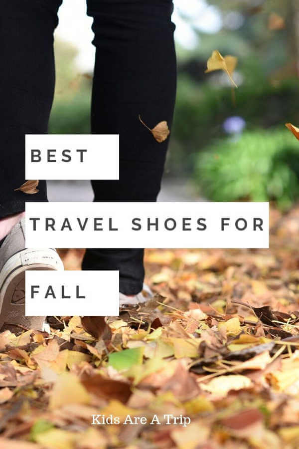 Best Travel Shoes for Fall-Kids Are A Trip