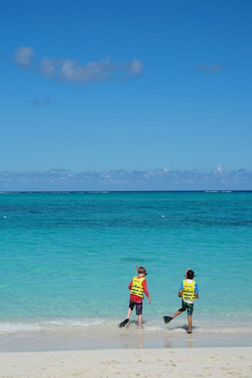 Snorkeling-at-Grace-Bay-Beaches-Turks-and-Caicos-Kids-Are-A-Trip