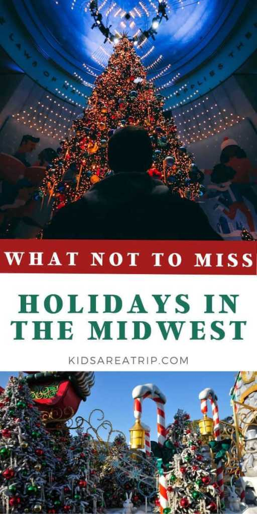 Holiday Events in the Midwest Not to Miss-Kids Are a Trip