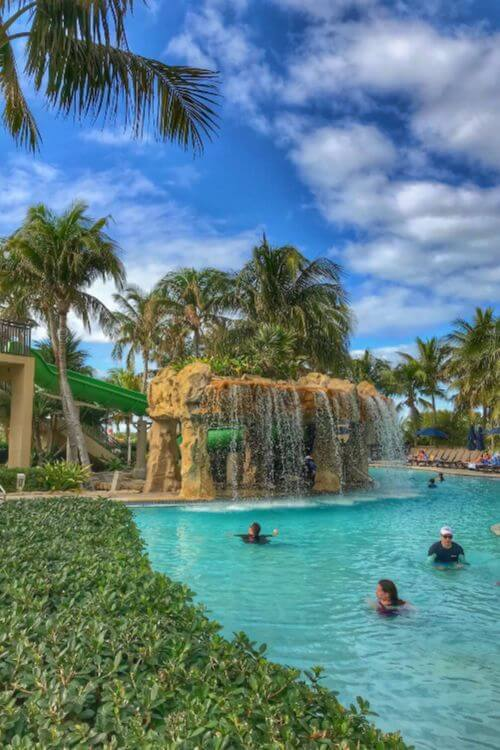 Pool-at-Marriott-Singer-Island-with-Waterslides-Kids-Are-A-Trip