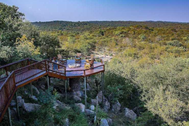 safari vacation rental Kruger National Park