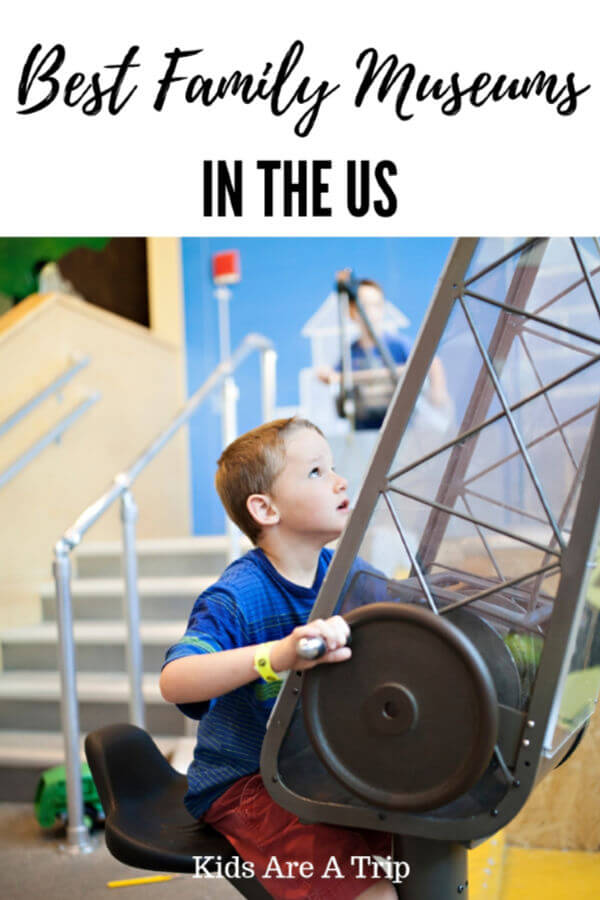 If you're looking for the best family museums in the US, you've come to the right place. With suggestions for art and science museums, and everything in between, you'll be sure to find a museum for kids of all ages. - Kids Are A Trip