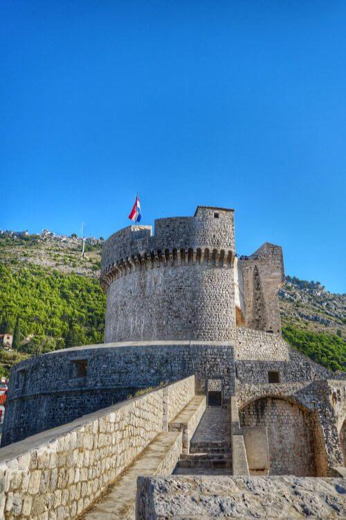 Minceta-Tower-Dubrovnik-Game-of-Thrones-Kids-Are-A-Trip