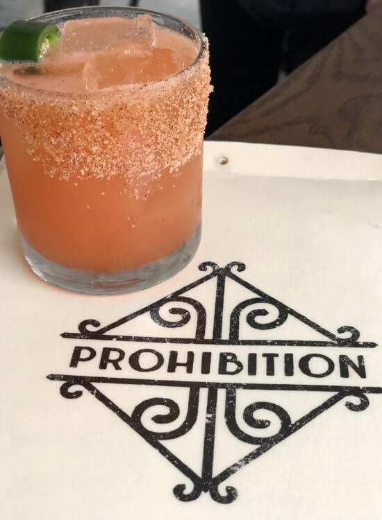 Drinks at Prohibition kick off a girls getaway weekend in Charleston! - Kids Are A Trip