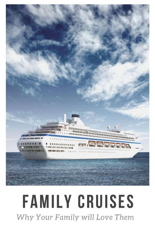 If you are thinking about a family cruise, what are you waiting for? Here is why it is a great idea to take a cruise with your family. - Kids Are A Trip