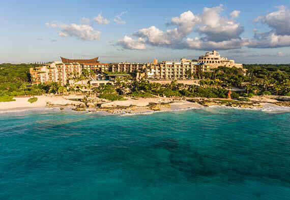 Hotel Xcaret Mexico-Kids Are A Trip