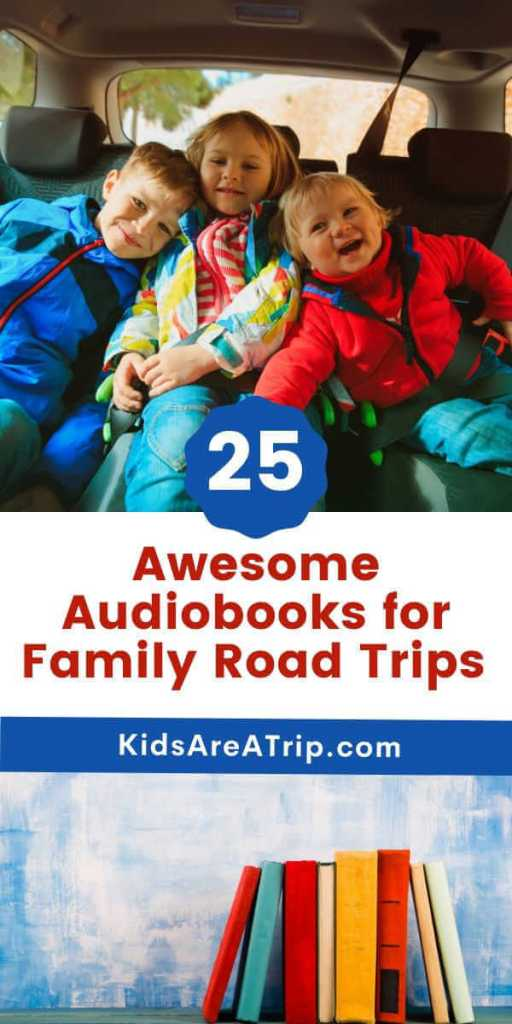 best audible books for family road trips-Kids Are A Trip