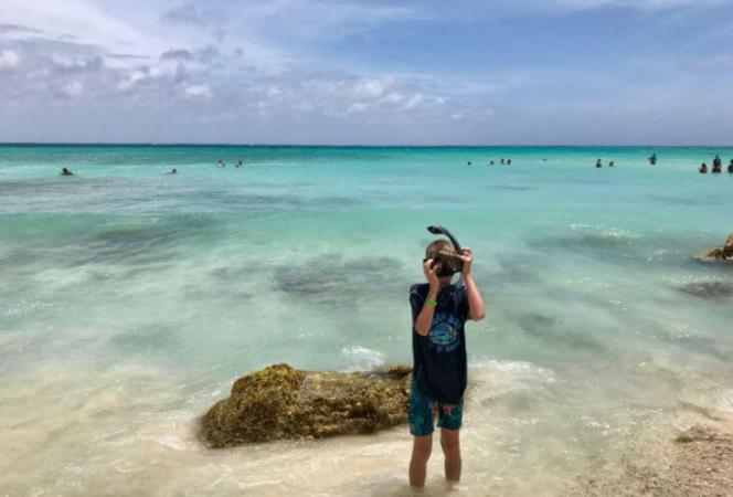 If you are looking for things to do in Aruba when you only have one day in port, consider a shore excursion with ShoreTrips. Here is what to expect when you spend a day on Aruba exploring! - Kids Are A Trip