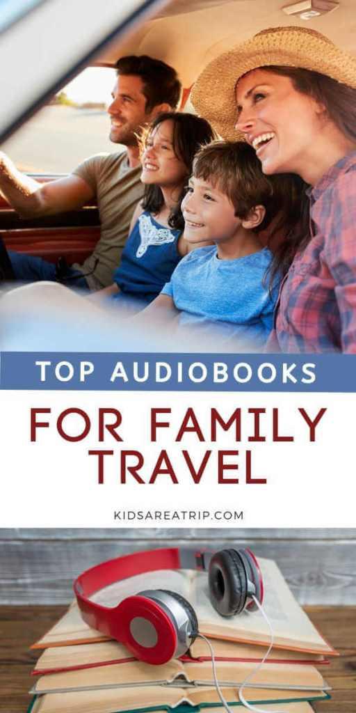 Top Audiobooks for Family Travel