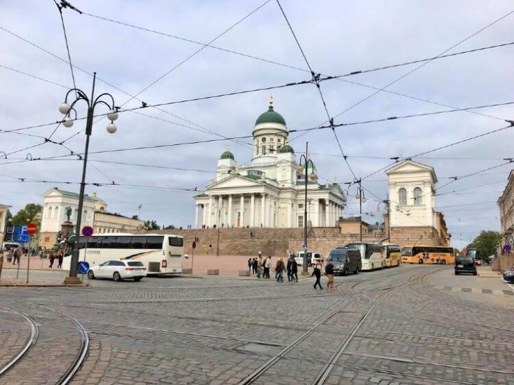 Helsinki-Cathedral-Finland