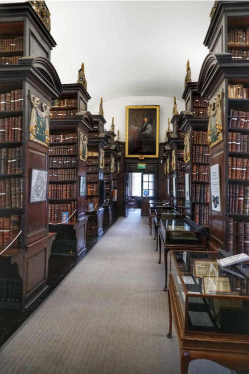 Marshs Library Dublin-Kids Are A Trip