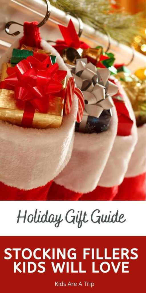 Stocking Filler Ideas for Kids-Kids Are A Trip