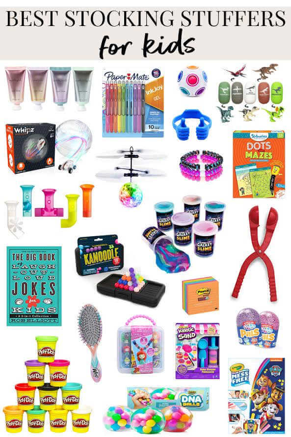 Stocking Stuffer Ideas for Kids-Kids Are a Trip