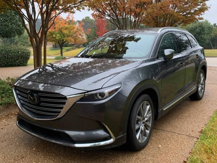 Mazda CX 9 vehicle