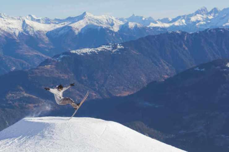 LAAX Unsplash ski photo-Kids Are A Trip